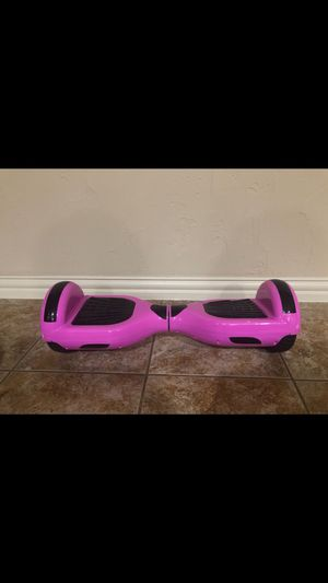 $75 Like new Hoverboard with Bluetooth 🔥🔥🔥. FREE CHARGER🔥🔥🔥 for Sale in Arlington, TX