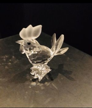 Swarovski Miniature Crystal Rooster for Sale in Washington, DC