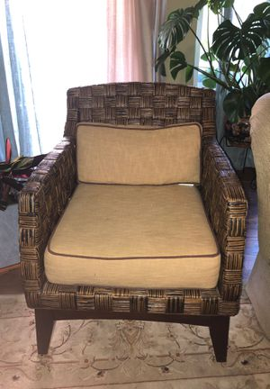 Rattan chairs for Sale in Fresno, CA