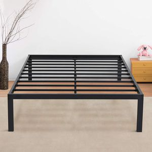 "New QUEEN $75/ King $80 18"" Metal platform bed frame for Sale in Columbus, OH"