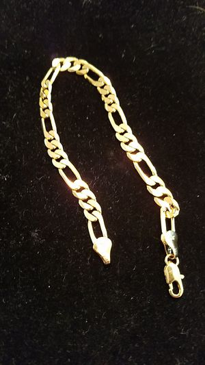 14 karat gold filled Figaro chain brand new for Sale in Lakewood, CO