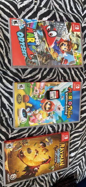 Mario bros juegos for Sale in San Antonio, TX