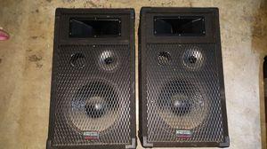Digital Pro Audio Speakers-- Loud for Sale in Everett, WA