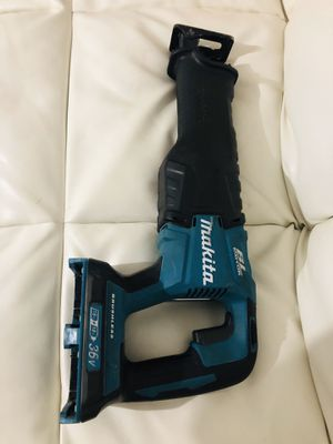 Makita saw Sall brushless (36v) for Sale in Dallas, TX