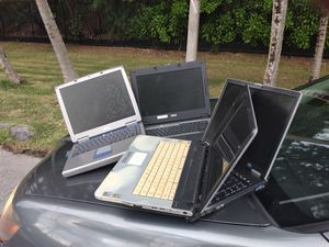 Dell, Sony, Toshiba Laptops For Sale for Parts for Sale in Miami, FL