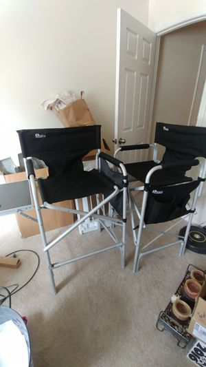 Directors chair pair for Sale in Sunriver, OR