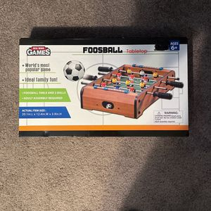 Tabletop Foosball Game for Sale in Rocky Hill, CT