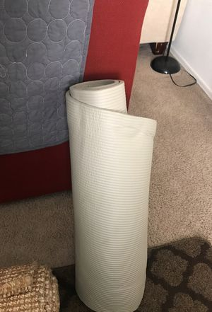 Yoga mat for Sale in Tolleson, AZ