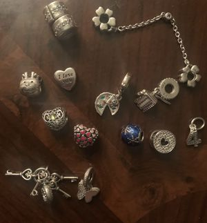 Pandora charms for Sale in Bridgeview, IL