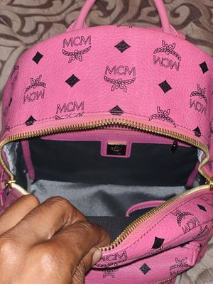Flawless Pink Luxury MCM backpack!!! Going Fast for Sale in Conyers, GA