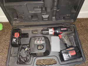 Craftsman 19.2v hammer drill for Sale in Wichita, KS