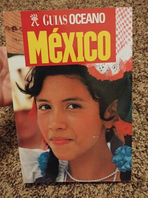 Mexico book for Sale in Houston, TX