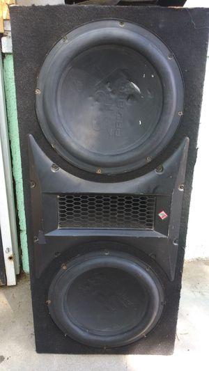 12 in speaker Pro Audio for Sale in Moreno Valley, CA