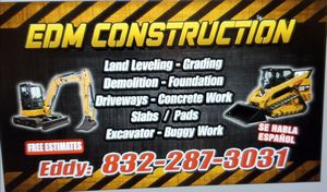 Skid steer work for Sale in Houston, TX