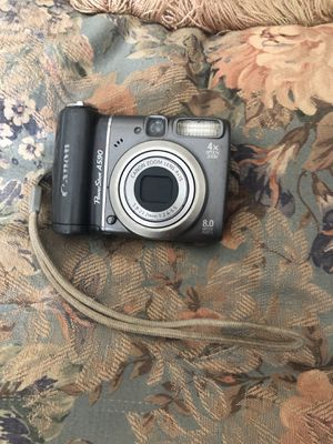 Canon camera for sale powershot 8.0 digital for Sale in Commack, NY