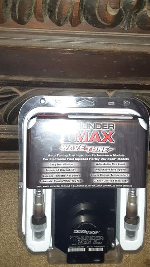 Automatic tuner for motorcycle for Sale in Bacliff, TX