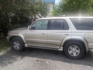 2002 Toyota 4 Runner for Sale in Dunkirk, MD