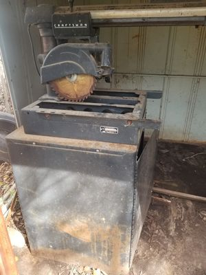 Craftsman table saw for Sale in Warr Acres, OK