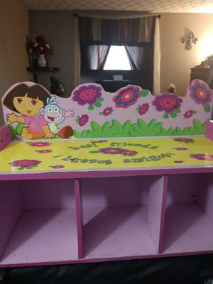 Dora shelving and bench for Sale in Whitehall, OH