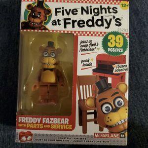 Mcfarlane Toys FNAF Parts & Service Set for Sale in Chesapeake, VA