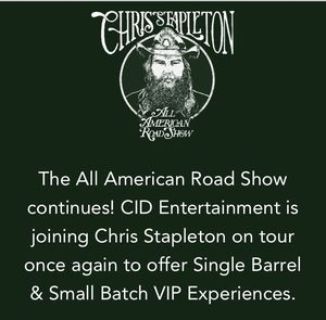 Chris Stapleton PIT Tickets (VIP) for Sale in West Palm Beach, FL