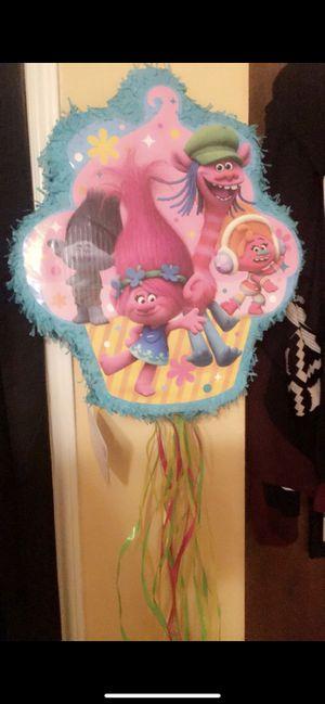 Trolls Piñata for Sale in Georgetown, TX
