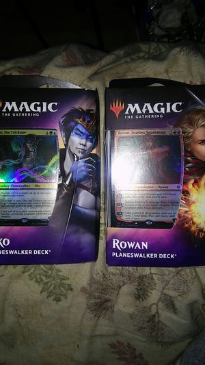 Throne of Eldraine Magic cards for Sale in Auburn, WA