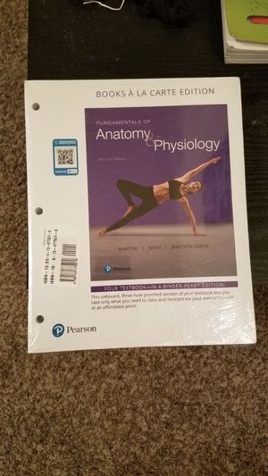 Anatomy textbook for Sale in Lubbock, TX
