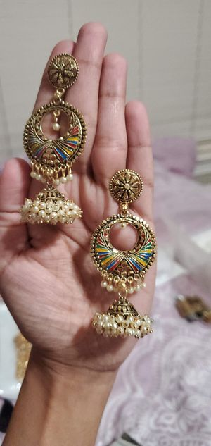 Bollywood Earrings for Sale in ARROWHED FARM, CA