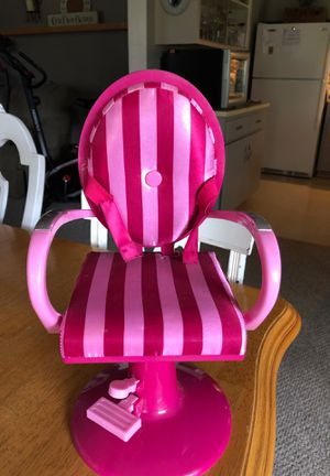 American girl doll chair for Sale in Arlington, WA