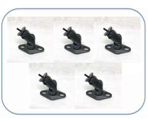 Set Of 5 Wall Mount brackets For Bose Lifestyle Satellite speaker - Black for Sale in Huntington Beach, CA