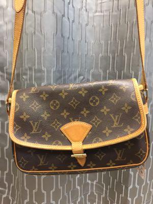 Louis Vuitton Brown Shoulder Bag Monogram Solonge for Sale in Toms River, NJ