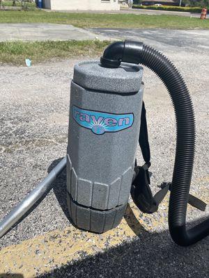 Raven professional vacuum for Sale in Largo, FL