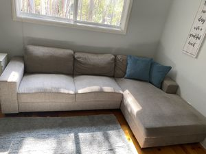 Grey Couch for Sale in Lake Forest, CA