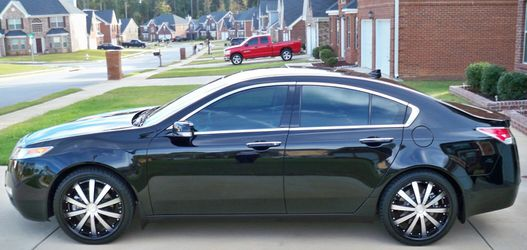 ForYouu! Acura TL09 2009 Alloy wheels. for Sale in Cleveland,  OH