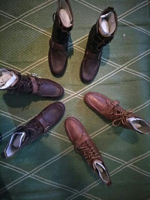 Ralph Lauren Polo Boots Men for Sale in Philadelphia, PA