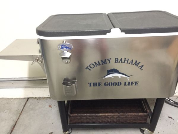 Tommy Bahama Stainless Steel Part Cooler Vintage For Sale In San Jose Ca Offerup
