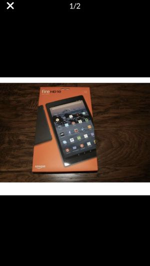 "10"" android amazon tablet for Sale in West Hollywood, CA"