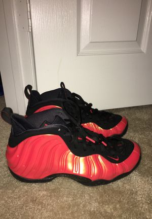 Nike Air Foamposite One Habanero Red for Sale in Cumming, GA