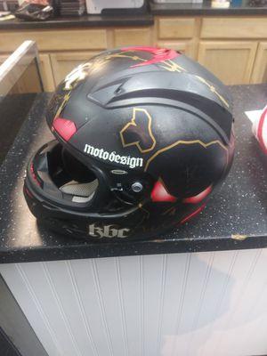 Motodesign helmet for Sale in New London, CT