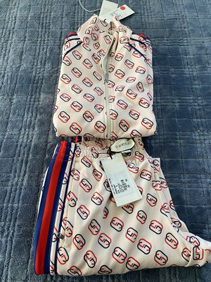 Gucci tracksuit for Sale in Riverside, CA
