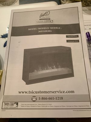 Fireplace for Sale in THE COLONY, TX