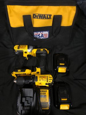 Dewalt impact and drill driver kit for Sale in Colma, CA