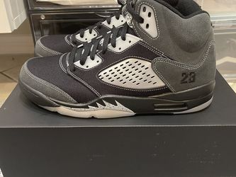 Nike Air Jordan 5 Anthracite Size 10.5 Among Others for Sale in Boynton Beach,  FL