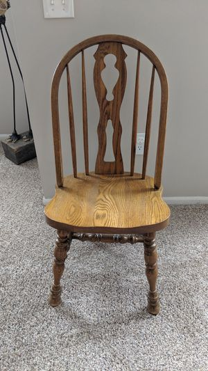 Real Wood Kitchen Dining Table for Sale in Columbus, OH