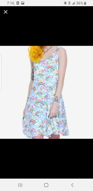Lisa Frank unicorn dress 🦄 for Sale in West Hollywood, CA