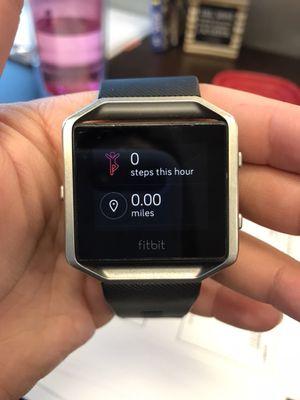 Fitbit Blaze (Used) $125 for Sale in Jacksonville, FL