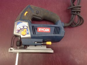 RYOBI JIG SAW VARIABLE SPEED for Sale in Columbus, OH