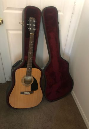Guitar Fender FA 100 First Series for Sale in Fort Lauderdale, FL