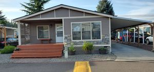 Double wide Manufacture Home for Sale in Kent, WA